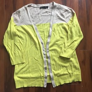 The Limited 3/4 sleeve cardigan